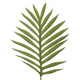 Hoja areca artificial verde 50 · Hojas y ramas artificiales · La Llimona home