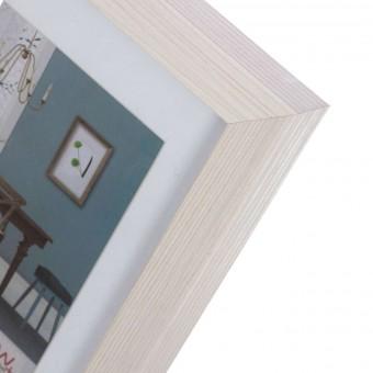 Portafotos Koimba blanco 15x20 · Marcos portafotos · La Llimona home