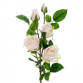 Rosa artificial salmón 68 · Flores artificiales · Rosas artificiales · La Llimona home