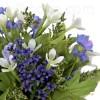 Plantas artificiales con flores. Planta artificial bouvardia lila · Plantas artificiales con flores 2