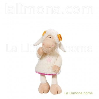 Nici oveja Jolly Amy peluche 25 · Nici peluches y complementos · La Llimona home