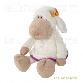 Nici oveja Jolly Amy peluche 35 · Nici peluches y complementos 2 · La Llimona home