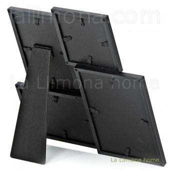 Portafotos multiple isemia negro 4 fotos · Portafotos multi ventanas 3 · La Llimona home