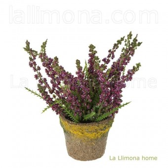 Planta astilbe artificial burdeos 16