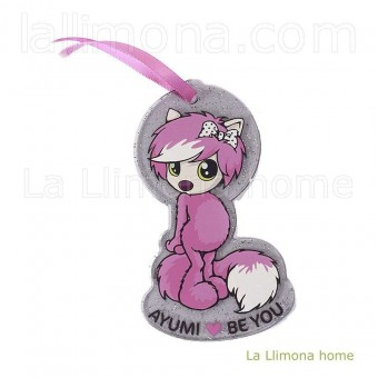 Nici Ayumi be you Love peluche 38 · Nici peluches y complementos 3 · La Llimona home