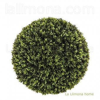Bola artificial grass verde 30 · Plantas artificiales · La Llimona home