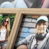 Portafotos multiple mosaic teka 4 fotos · Portafotos multi ventanas · La Llimona home