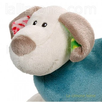 Nici my first toy perro Fino azul peluche 14 · Nici peluches y complementos 2