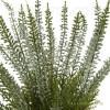 Plantas artificiales con flores. Planta artificial erica blanca 30 · Plantas artificiales con flores 2