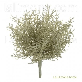 Planta artificial bush grass beige 30